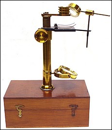Botanical-Entomological Microscope. The School Microscope, c.1880