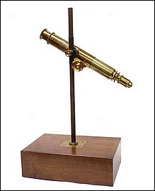 Highley, London. c. 1865. Aquarium Microscope. Part of a compendium