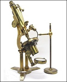 Zentmayer Grand American microscope binocular-1089