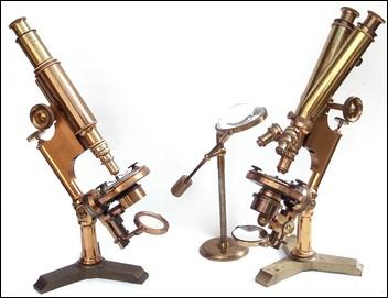 monocular and binocular Bausch & Lomb Universal Models