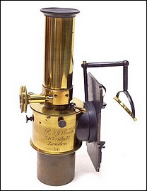 R & J Beck, 31 Cornhill London, No. 56. Beck-Sorby Microspectroscope