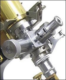 E. Leitz, Wetzlar. Vertical Illuminator for use with a petrological microscope, 2nd quarter 20th century