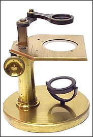 J. Zentmayer, Phila., Dissecting Microscope. c. 1890