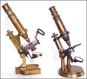 Continental microscopes: both: C. Verick, �l�ve special de E.