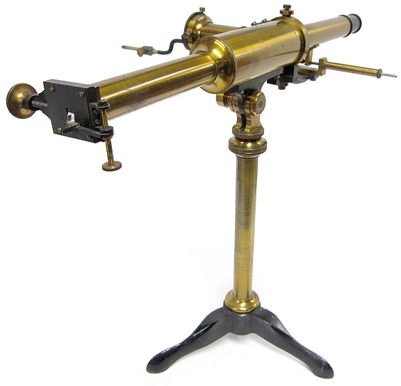 Franz Schmidt & Haensch, Berlin, S. Direct Vision Spectroscope after Hoffmann, c. 1890