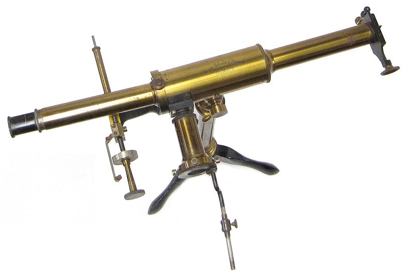 Franz Schmidt & Haensch, Berlin, S. Direct Vision Spectroscope after Hoffmann, c. 1890