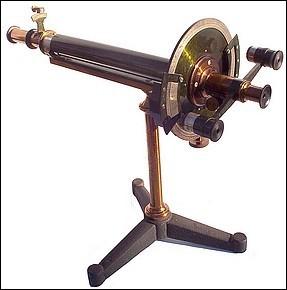 Laurent Type Polarimeter c. 1900