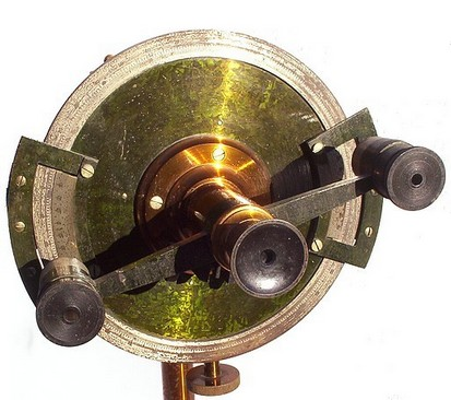Laurent Type Polarimeter. Probably a French import c. 1900