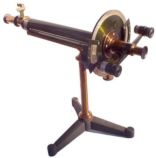 Laurent Type Polarimeter c. 1900