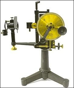 Carl Zeiss, Jena Nr. 11794. Pulfrich Refractometer c. 1925