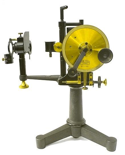 Carl Zeiss, Jena Nr. 11794. Pulfrich Refractometer c. 1920