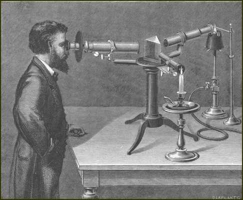 Chemistry-related Antique Optical Instruments