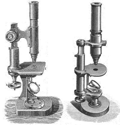 Kellner type microscopes