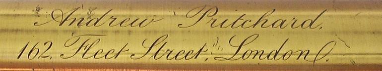 Pritchard signature