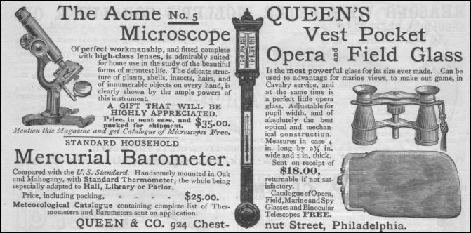 The Acme No. 5 Model Microscope