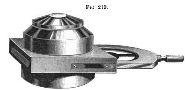 Bausch & Lomb condenser