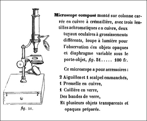 Buron catalog larger microscope