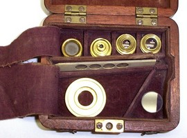 Cary-Gould Pocket Microscope