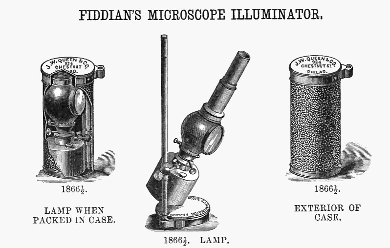 Fiddians_Microscope_Illuminator by Queen & Co,
