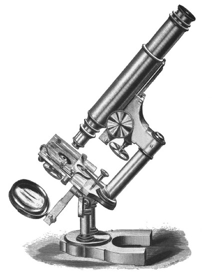 george wale microscope