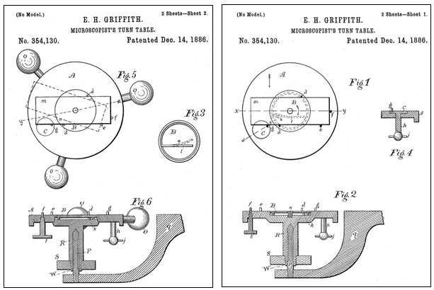 The Griffith Club Microscoe Patent