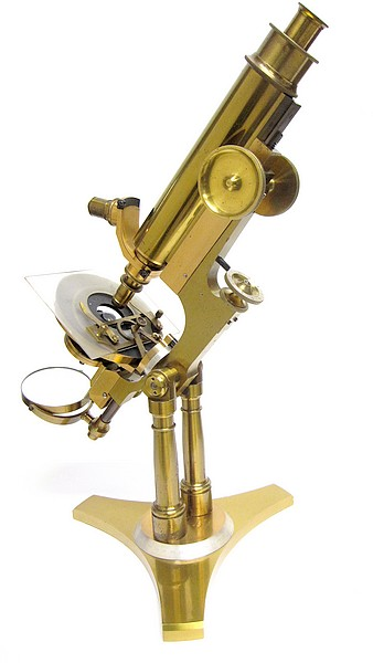 grunow microscope 965