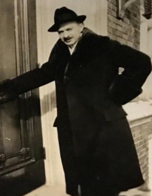 Dr. Herbert W. Hegele, Portland-Oregon