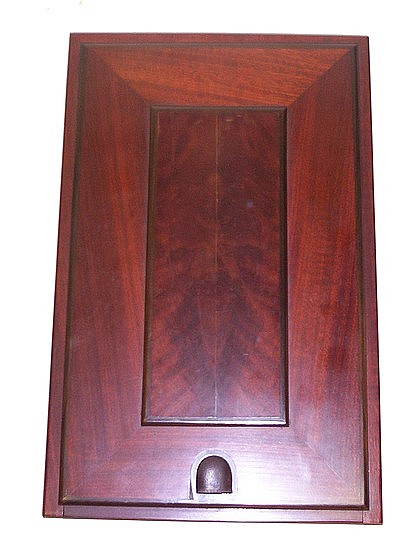 Mahogany cased A set of injected preparations by the anatomist Josef Hyrtl. c. 1850