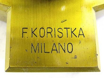 F. Koristka Milano