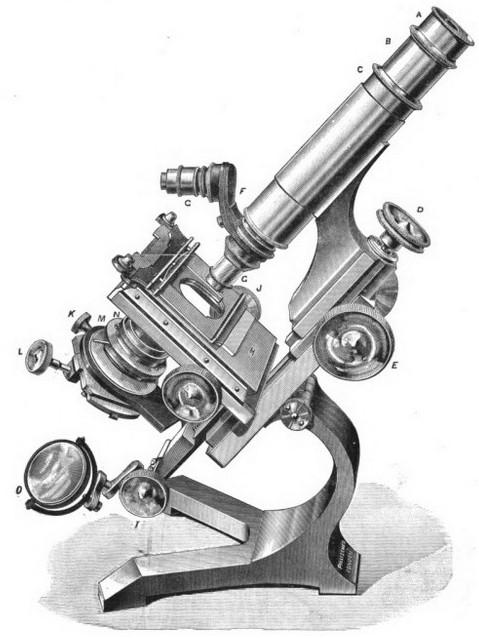 Kosmos microscope 1912