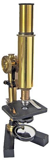 E. Leitz, New York; serial # 53059. Leitz Travelling Microscope, c. 1899