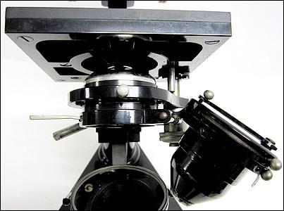 "Ernst Leitz, Wetzlar, No.196553. Large Travelling Microscope ""DT"", c. 1920. Condenser removed."