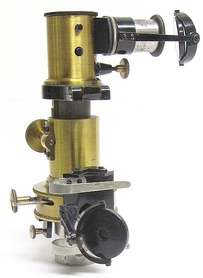 e. leitz wetzlar, microspectroscope, c. 1915