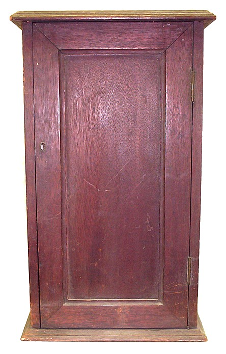 T. H. McAllister, N. Y. The Professional Model Microscope c. 1878 wood case