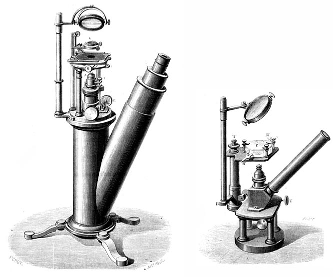 Nachet Inverted Microscopes