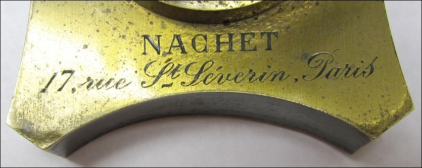 Nachet 17 rue St. Severin, Paris