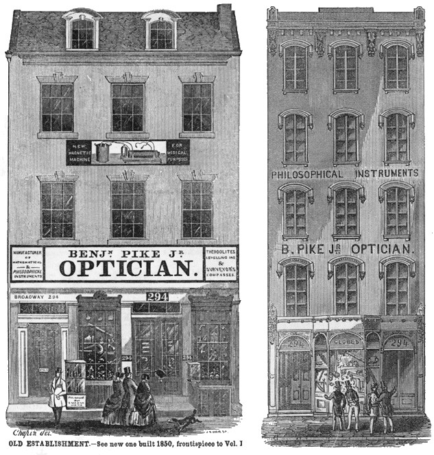 B Pike Jr. Optician