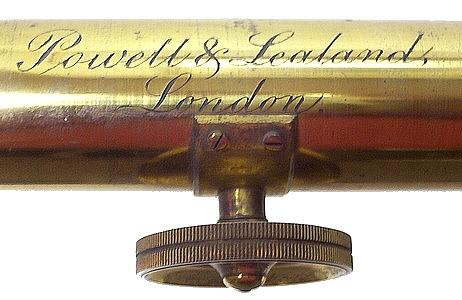 Powell & Lealand London