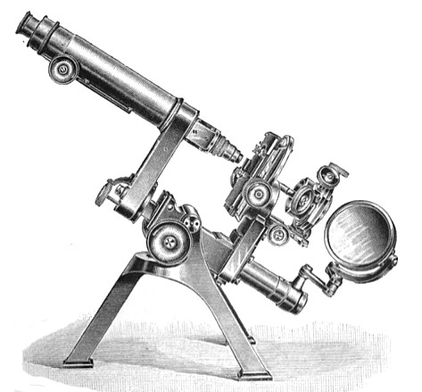 Powell & Lealand, The No.1 monocular model microscope