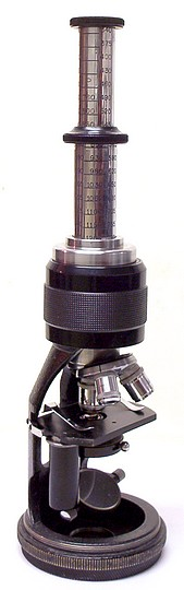 Hensoldt Wetzlar #13270, Protami Field or Travelling Microscope