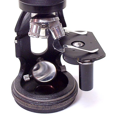 Hensoldt Wetzlar #13270, Protami Field or Travelling Microscope. Stage