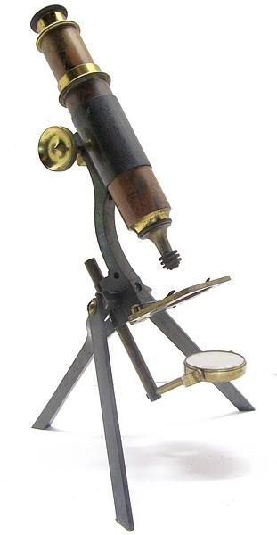 The Queen - Baker Tourist portable model microscope