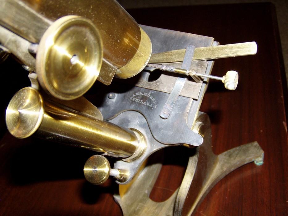 samuel murse philadelphia microscope