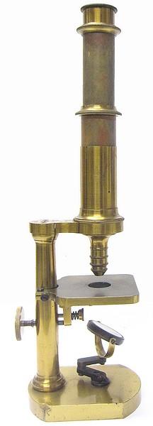 Schieck in Berlin No. 1402 microscope