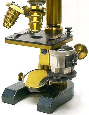 Schieck #7982 microscope substage