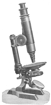 Seibert Large Model microscope No.2