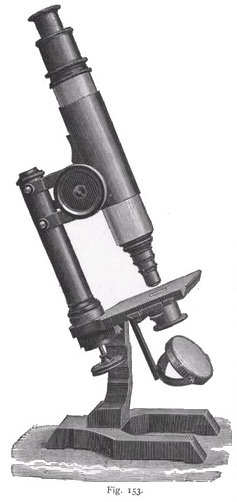 Seibert No. 4 microscope