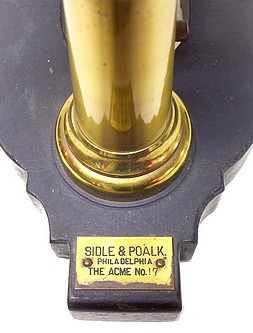 Sidle and Poalk, Philadelphia. The ACME No. 17,  c. 1879