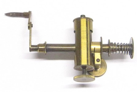 Mechanical Finger. Invented by Hamilton L. Smith, Ohio in 1866