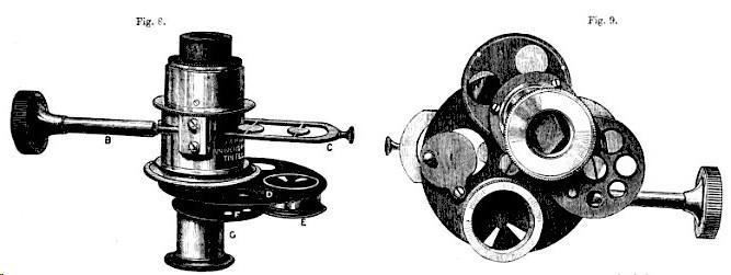 Swift achromatic condenser
